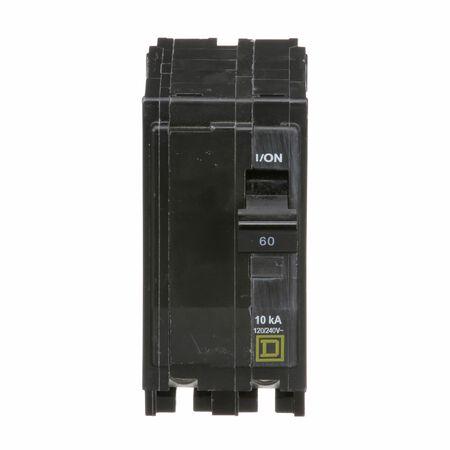 Square D QO Double Pole 60 amps Circuit Breaker