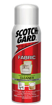 Scotchgard Fabric Upholstery Cleaner 14 oz. Foam