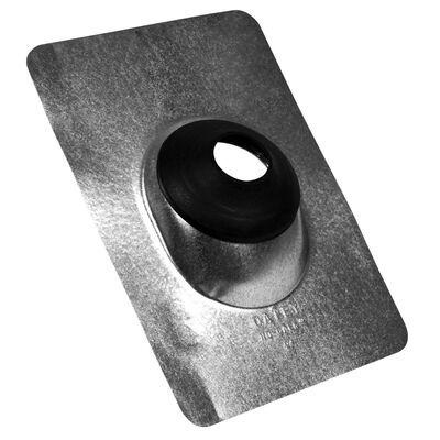 Oatey No-Calk Galvanized Steel Roof Flashing Silver 5-11/16 in. H x 12-1/2 in. L x 9 in. W Roof