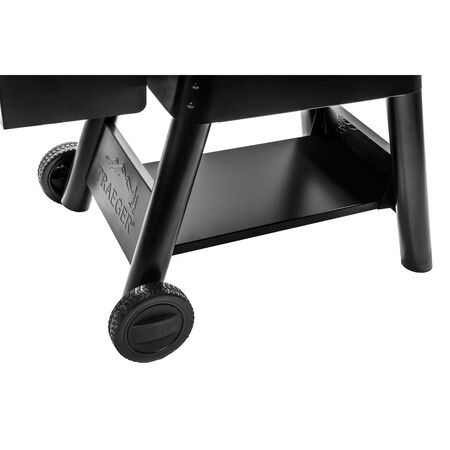 Traeger Pro Series 22 Metal Under Shelf 17 in. H x 30-1/2 in. W x 2-1/2 in. D