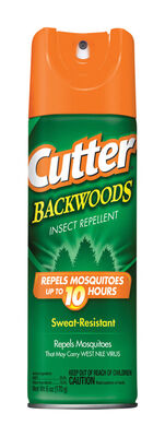 Cutter Backwoods DEET 25% Insect Repellent 6 oz.