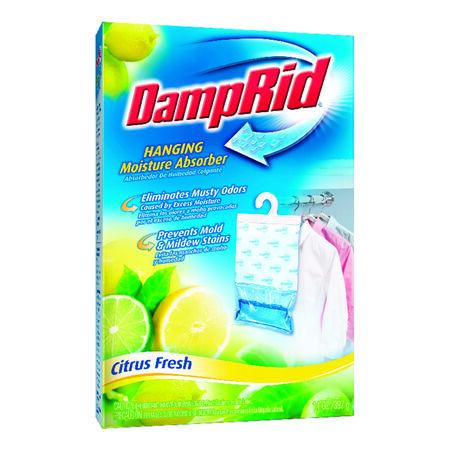 DampRid 14 oz. Citrus Scent Hanging Moisture Absorber