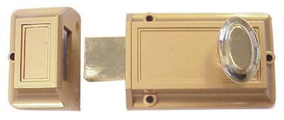 Ace Golden Painted Dead Lock 2-1/4 in.