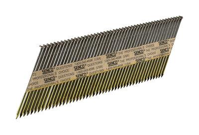 Senco 2-3/8 in. x .113 in. L Hot Dipped Galvanized Framing Framing Nails 2 500 box
