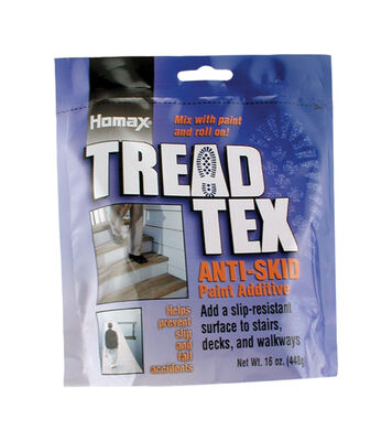 Homax Tread Tex 1 pt. Anti-Skid Paint Additive
