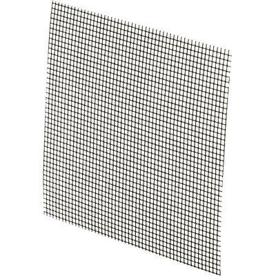 Prime-Line 3 in. W x 3 in. W x 3 in. L Screen Repair Patch Fiberglass Charcoal Screen 5