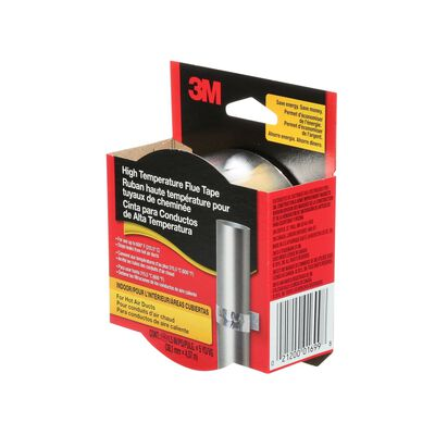 3M Duct Tape 1.5 in. W x 5 yd. L Silver