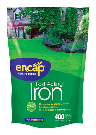 Encap Fast Acting Iron Soil Conditioner 400 sq. ft. 2.5 lb. Bag