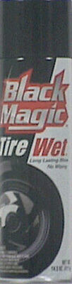 Black Magic Tire Wet 14.5 oz. Spray Bottle Tire Wet
