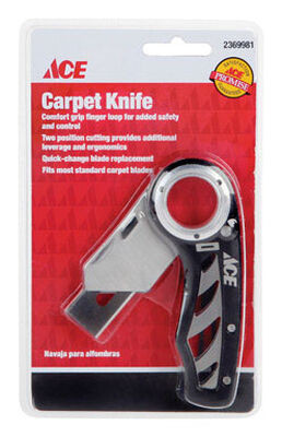 Ace Carpet Knife
