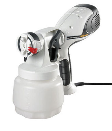 Wagner Spray Tech PaintReady Paint Sprayer 5 psi HVLP 10 in. H x 13 in. W