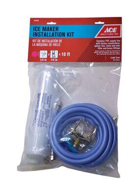 Ace Ice-Maker Installation Kit 20000 gal.