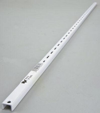 Knape & Vogt Powder-Plated Steel Standard Shelf Bracket 16 Ga.