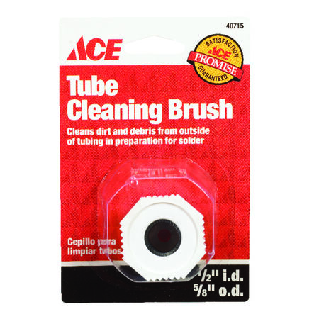 Ace Tube Cleaning Brush 1/2 in. ID and 5/8 in. OD