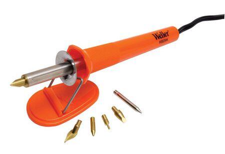 Weller Corded Woodburning Iron Kit 25 watts