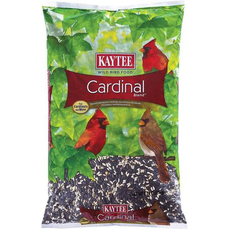 Kaytee Cardinal Wild Bird Food Sunflower Seeds 7 lb.