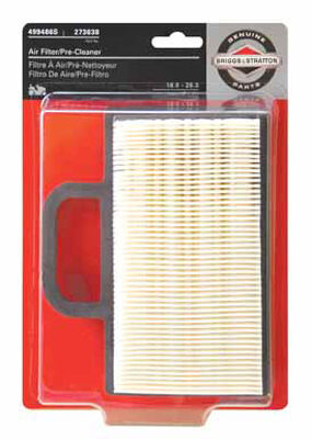 Briggs & Stratton Air Filter Cartridge For 18 to 26 HP Intek V-Twin Engines