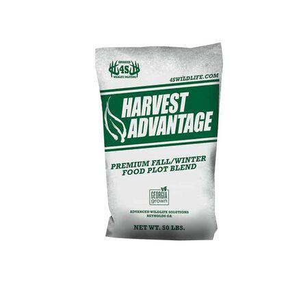 Harvest Advantage 50 lb premium fall/winter food plot blend