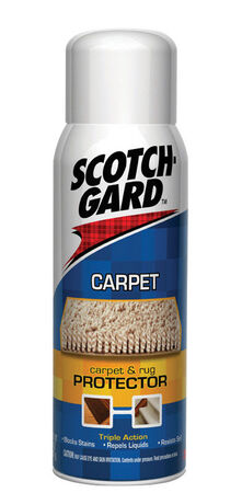 Scotchgard Triple Action Carpet Cleaner Foam 14