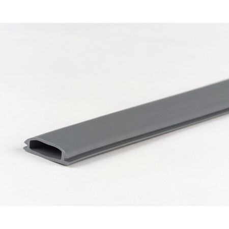 M-D Building Products Garage Door Vinyl Threshold Insert 36 in. L Gray