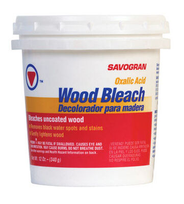 Savogran Wood Bleach 12 oz.