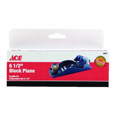 Ace 6.5 in. L Block Plane