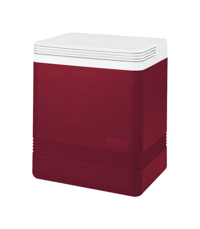 Igloo Legend Cooler 24 can Red/White