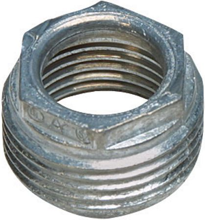 Sigma Reducing Bushing Rigid Threaded 1 in. to 3/4 in. UL/CSA Used to Reduce the Entry Size of Thre
