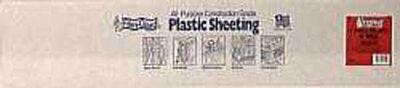 Berry Plastics Film-Gard Plastic Sheeting 6 mil x 10 ft. W x 100 ft. L Polyethylene Black