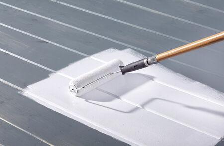 Flex Seal Satin White Liquid Rubber Sealant Coating 1 gal.