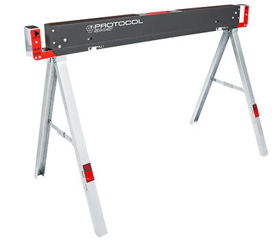 PROTOCOL Equipment SH-047 Work Table Folding Sawhorse