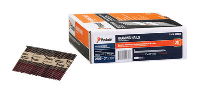 Paslode Framing Nail 3 in. x 0.120 in. Smooth 2 500/Box