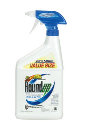 Roundup Weed and Grass Control 30 oz.