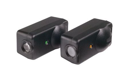 Chamberlain 9 in. W x 10 in. L Plastic Garage Safety Sensors