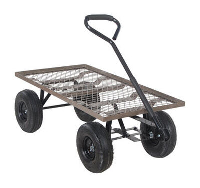 Ace Steel Utility Cart 500 cu. ft.
