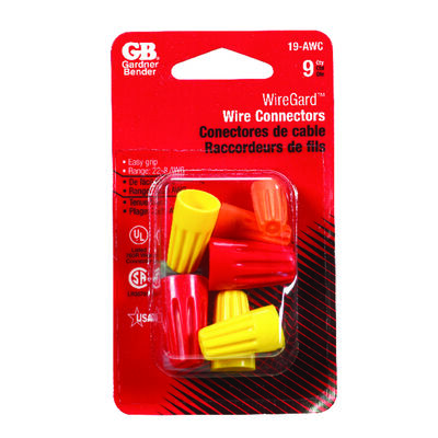 Wiregard Industrial Wire Connector 9 Thermoplastic Multicolored