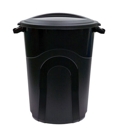 Rough & Rugged United Solutions 32 Plastic Trash Can