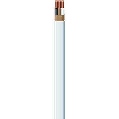 Southwire 25 ft. 14/2 Romex Type NM-B WG Non-Metallic Wire White