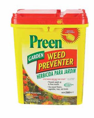 Preen Garden Weed Preventer 16 lb.