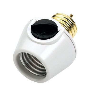 Westek 0.8 amps 100 watts Full Range Lamp Dimmer White
