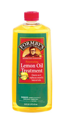 Formby's Furniture Workshop 16 oz. Lemon Oil Treatment
