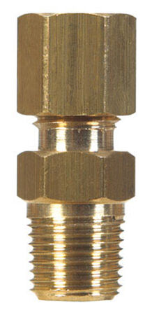JMF 5/8 in. Dia. x 3/4 in. Dia. Brass Compression Connector