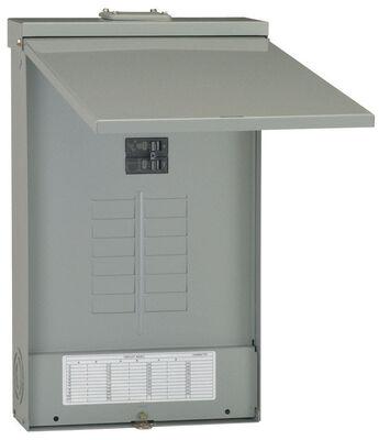 GE PowerMark Gold 100 amps 12 space 24 circuits 240 volts Plug-In Main Breaker Circuit Breaker P