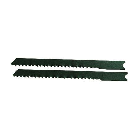 Ace Carbon Steel U-Shank 3-1/8 in. L Jig Saw Blade 10 TPI 2 pk