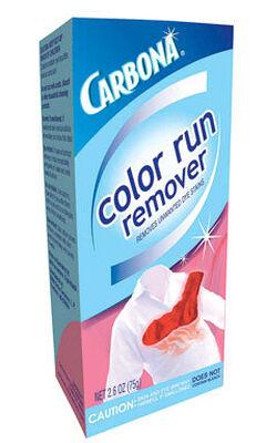 Carbona Color Run Remover 2.6 oz.