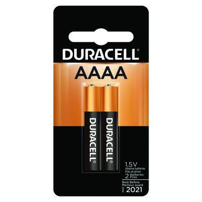 Duracell Ultra AAAA Alkaline Batteries 1.5 volts 2 pk