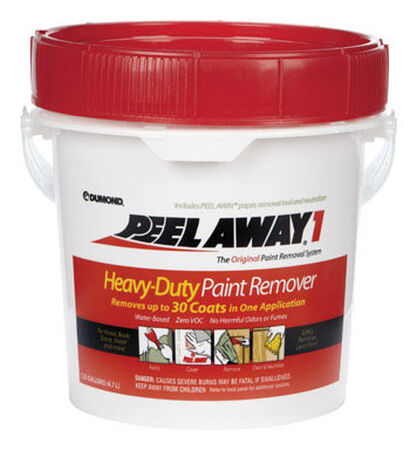 Dumond Peel Away 1 Heavy-Duty Paint Remover 1.25 gal.