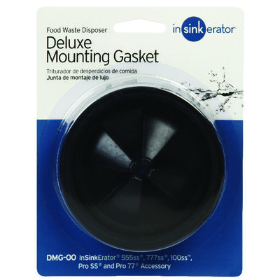 InSinkErator Garbage Disposal Gasket Black