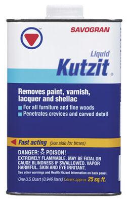 Kutzit Paint Remover 1 qt.