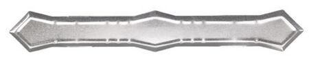 Amerimax 13 in. L x 3 in. W x 4 in. H Steel K Metallic Pipe Straps